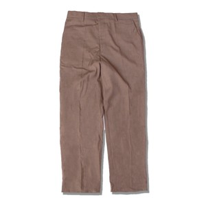 CROPPED SLACKS / BEIGE