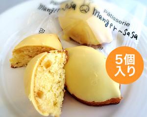 土佐柚子レモンケーキ5個入り