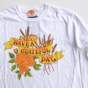 """Have a Grateful Day """"Barkley Rose Long Sleeve T-Shirts"""""""