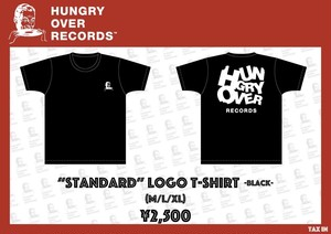 "HUNGRY OVER ""STANDARD""  T-SHIRT"