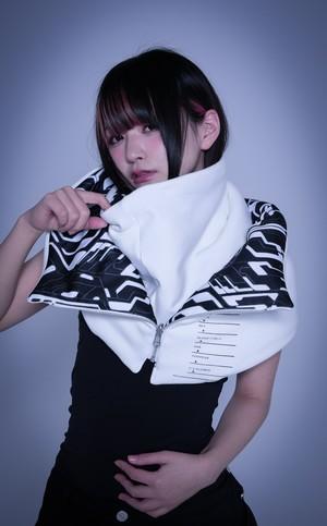 【受注終了】   α 『Persona Snood ver2.0』white  期間7/29~8/5