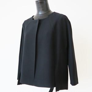 DICK KAYEK ノーカラーシルクジャケット DK030 ¥68,000+tax
