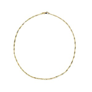 【GF1-19】18inch gold filled chain necklace