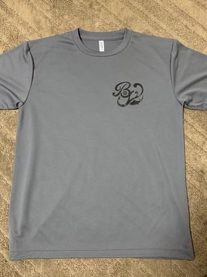 BGドライTシャツLサイズ(グレー)