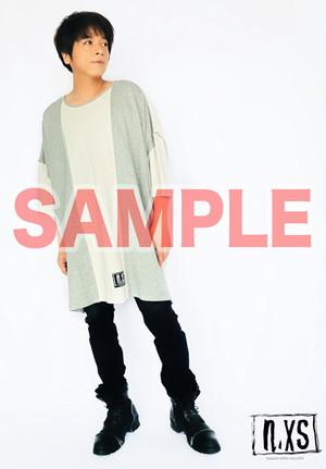 ミルフィーユ・シームTシャツ(ソーサーネックTシャツ) GRAY