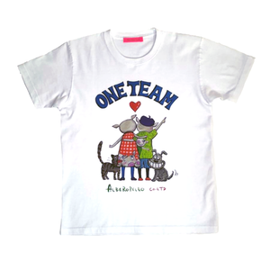 One  Team  Tシャツ