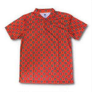 【YBC】TAPA Poloshirt Orange
