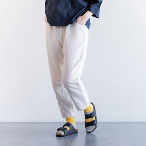 HEAVENLY(ヘブンリー) 911103 Cotton Linen Denim Tapered Pants