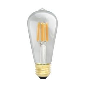 【調光器対応】E26 エジソンバルブ LED ロング