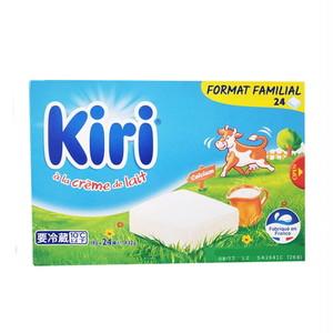コストコ ベル キリクリームチーズ 24ピース(432g) | Costco bell Kiri cream cheese 24 pieces (432g)