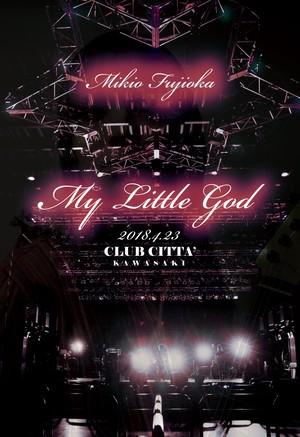 藤岡幹大 追悼作品 [-My Little God at CLUB CITTA' KAWASAKI-] (LIVEDVD)