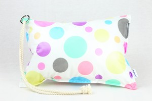 Pillow Bag (plumpillow purse)【Macaron Palette】まくら×ポーチ アウトドア