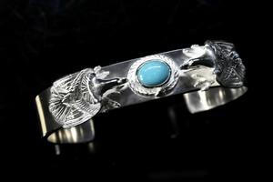 order Life snake turquoise W eagle bracelet