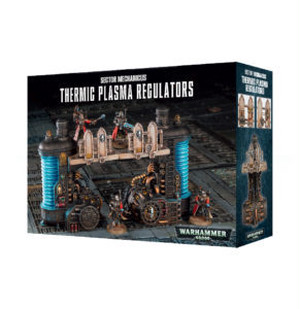 S/MECHANICUS: THERMIC PLASMA REGULATORS