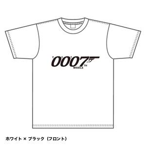 Tシャツ2018 (白×黒)