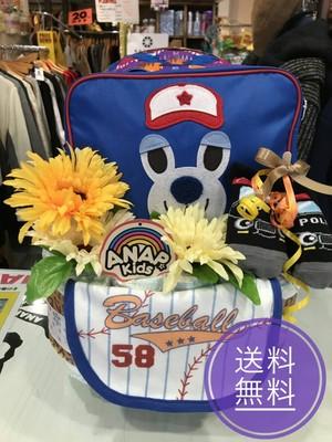 おむつケーキ/オムツケーキ/ANAP/アナップ/出産祝い/誕生祝い/お祝い/ディズニー/おむつベビーカー/おむつバイク