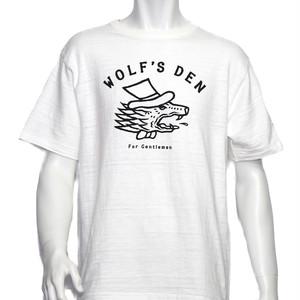 Wolf's Den LOGO S/S TEE