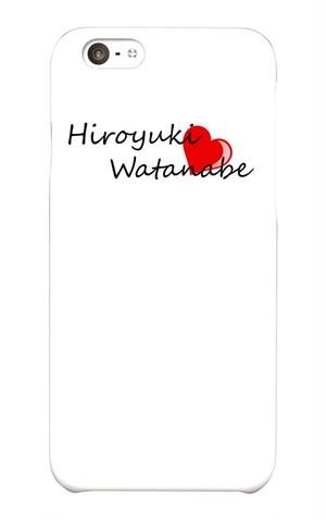 なべロゴ iPhone6ケース