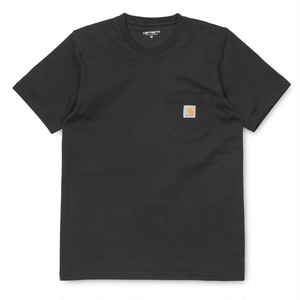 Carhartt (カーハート)S/S POCKET T-SHIRT / Black サイズS