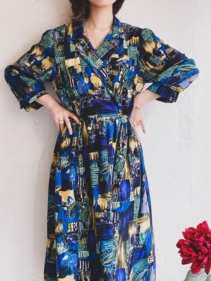 "made in USA/""Breli originals"" vintage dress"