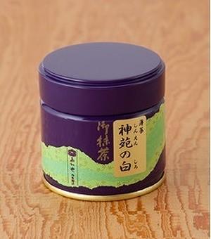 高級!静岡抹茶 神苑の白  30g