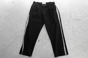STAMPD / BERLIN ZIP TROUSERS / BLK