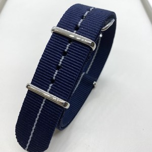 NATOナイロンストラップ マリンナショナル バルティック 20mm 腕時計ベルト