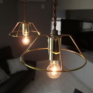 ペンダントライト ランプ 照明 Fred(フレッド)  インダストリアル アイアン LED対応