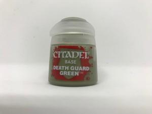 BASE:DEATH GUARD GREEN シタデルカラー ベース