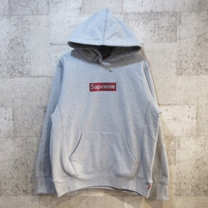 SUPREME × Swarovski 19SS 25th Anniversary Box Logo Hooded Sweatshirt【スペシャルプライス】