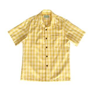 オリジナル パラカシャツ Men's オープン / イエロー