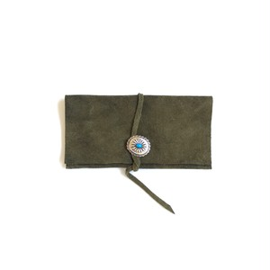 Sunglasses Case -khaki-