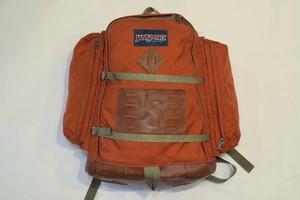 USED 70-80s JAN SPORT Backpack 01064