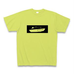 オリジナルTシャツ ライトグリーン センターロゴVer2 【送料込み】