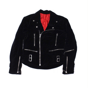 Velours riders jacket