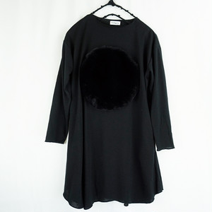 BIG BOA CIRCLE DM L/S TEE DRESS / LL