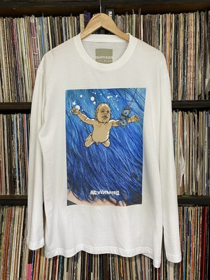 D.H.NEVERMIND Long Sleeve T-shirt