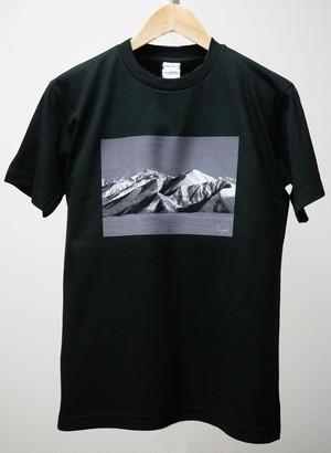 『十勝岳』 Photo Tシャツ