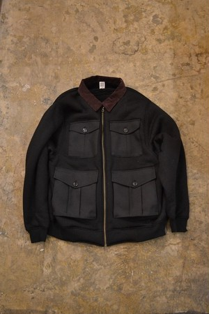 COMFORTABLE REASON / Boa Fleece Pilot Jacket