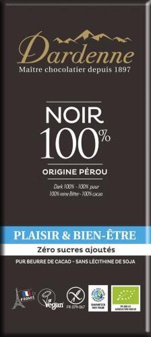 有機チョコレート カカオ100% 70g