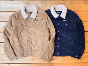 Patagonia / M's Pile Lined Trucker Jacket