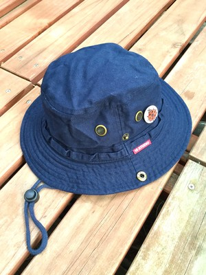Z16 2WAY cotton adventure hat (KIDS)