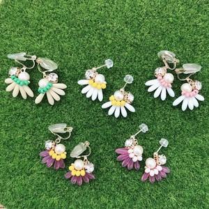 花びらイヤリング A~E
