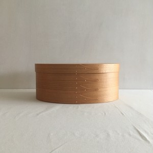 Shaker Oval Box #6 / Tiny work shop