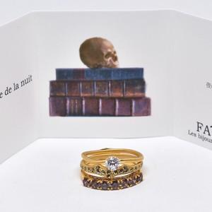 stack ring 夜の哲学者