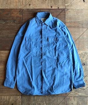 L.L Bean Chamois Cross Shirts (UT-576) ヴィンテージシャツ