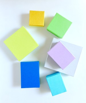 【サイズ選べる小箱作り】中級・かぶせ式 or スライド式(世田谷アトリエ)