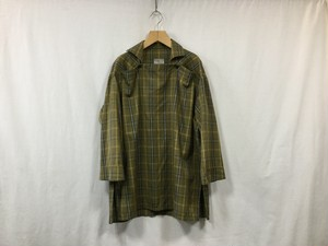 "HOMELESS TAILOR""50's SLEEP SHIRT CHECK"""