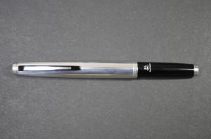'60s プラチナ ポケット シルバー PLATINUM (中字) 18K-WG     01241