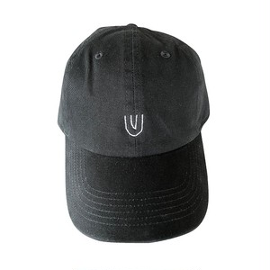 """""""Symbol -black-"""" Baseball Low Cap"""